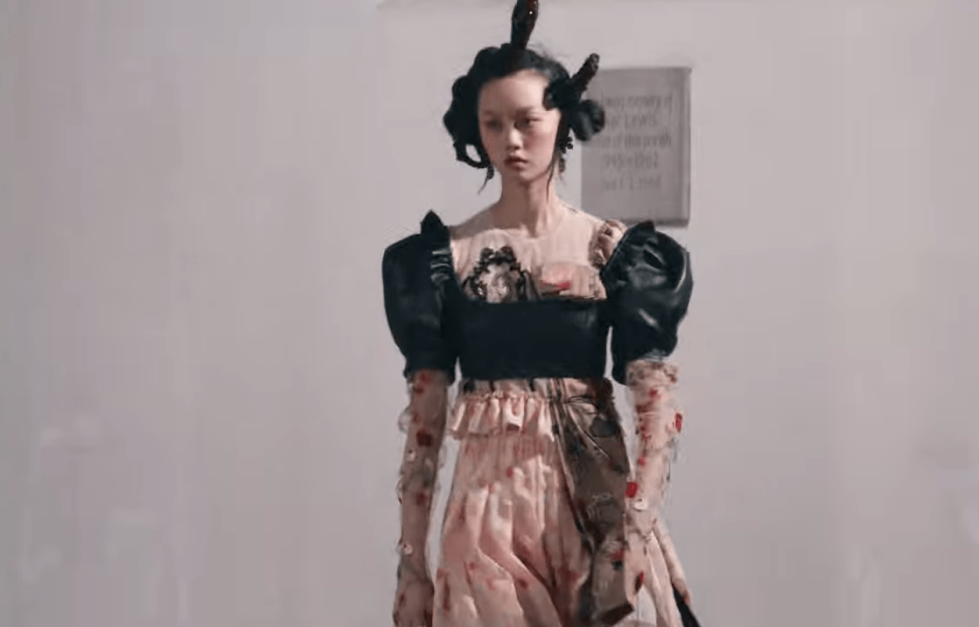 Simone Rocha 'Fragile Rebels' London Fashion Week Fall 2021